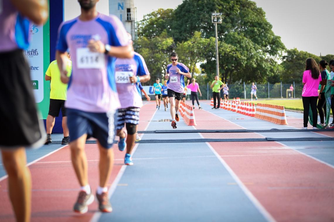 Percurso passará pela pista de atletismo da Unifor.