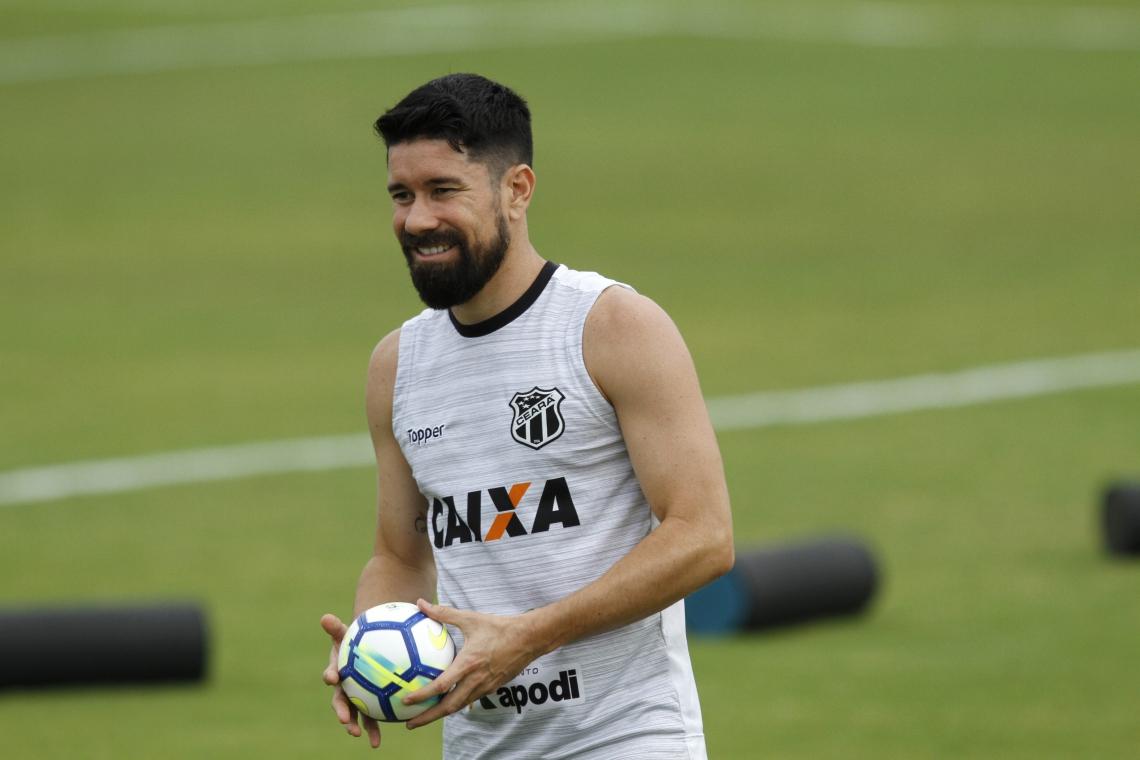 Ricardinho é o principal assistente do Ceará nesta Série A