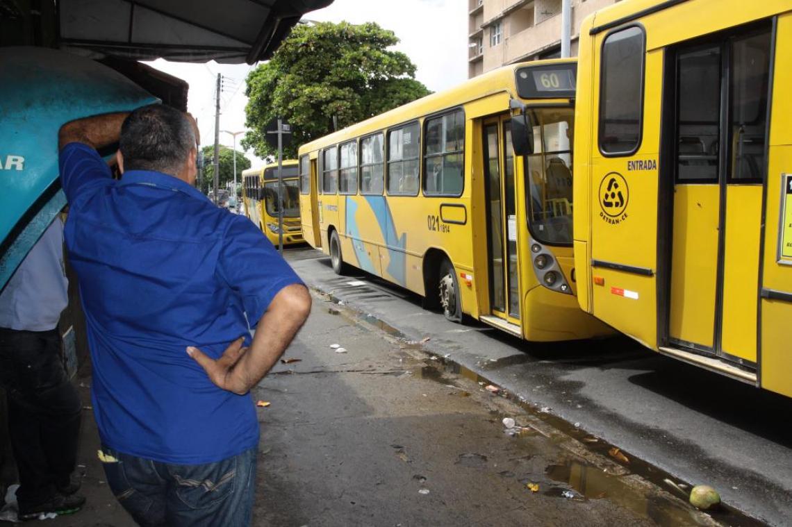 Confira os novos preços das linhas que rodam pela Região Metropolitana de Fortaleza.