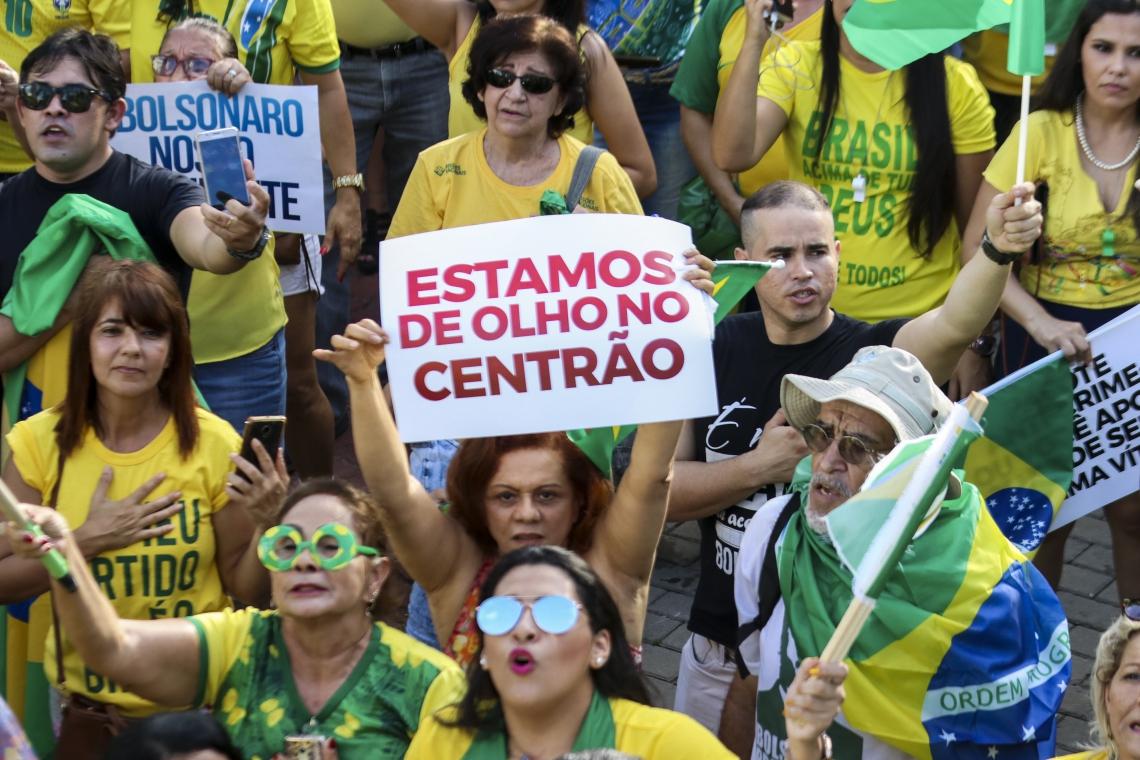 Bolsonaro explica conversa com Centrão e nega toma-lá-dá-cá | Politica |  OPOVO+