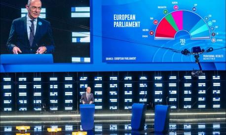 A eleição para o Parlamento Europeu aconteceu no último fim de semana.