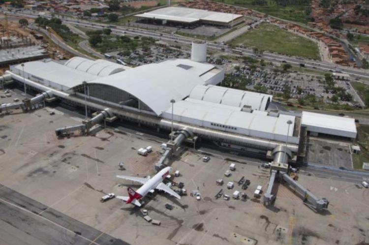 O Aeroporto Internacional de Fortaleza perdeu parte das suas rotas internacionais semanais entre 2018 e outubro de 2019. Mas, até o fim do ano, é esperado que oferta seja ampliada para 40 frequências por semana.