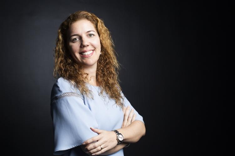 Ticiana Rolim Queiroz, empresária e fundadora da Somos Um, trouxe a iniciativa para o Ceará. (Foto: Igor de Melo)