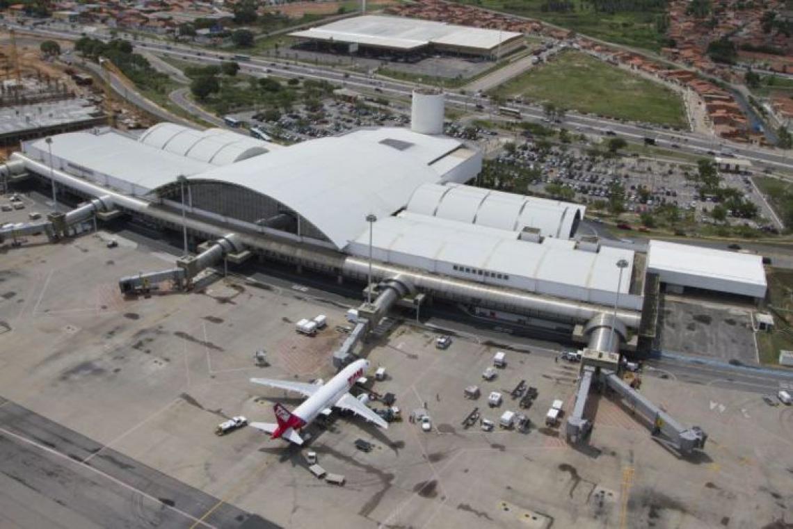 A Fraport Brasil é a atual responsável pelo Aeroporto Internacional de Fortaleza.