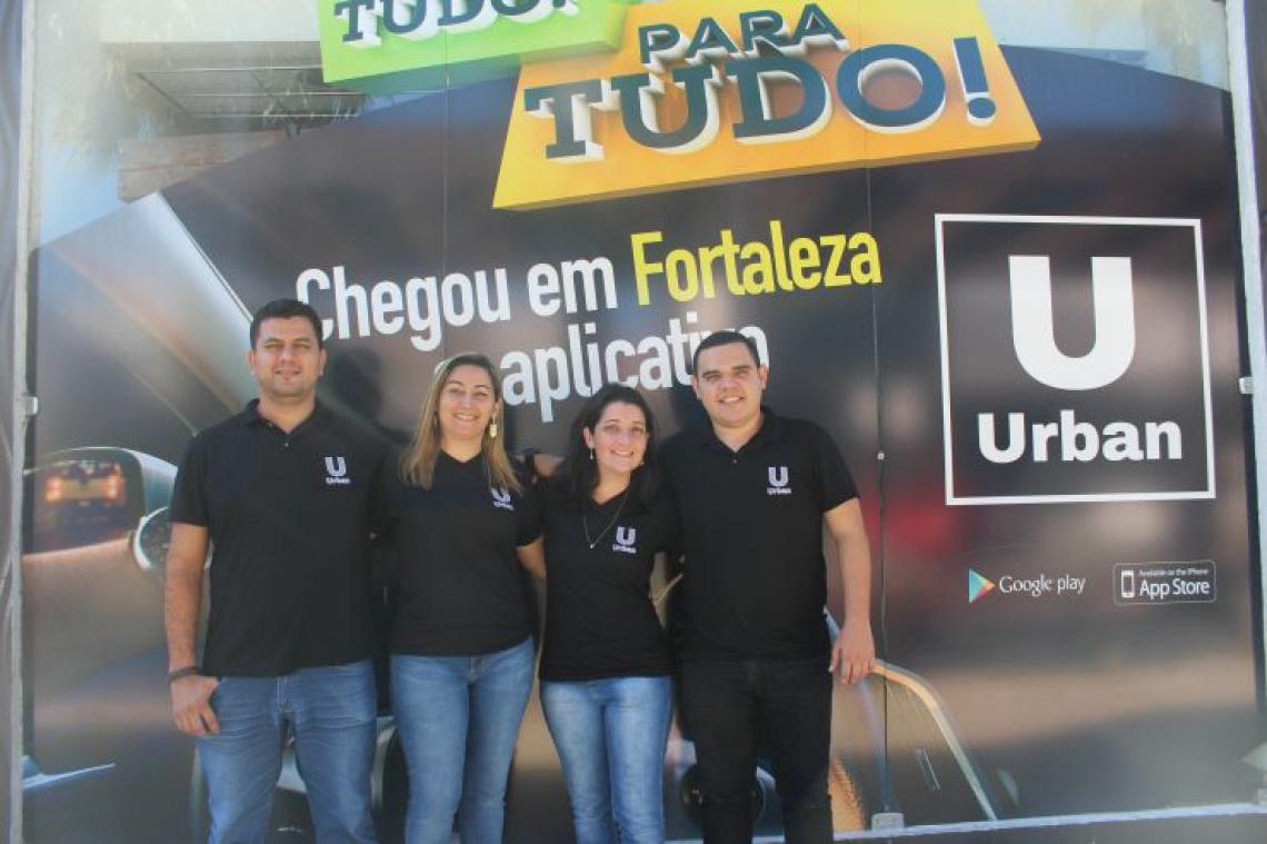 Equipe da Urban em Fortaleza