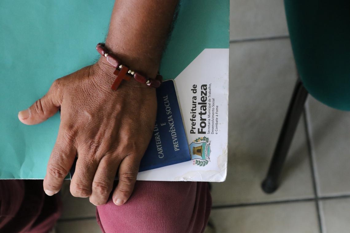 Centro de referencia especializado para população em situação de rua oferece serviços para essa população