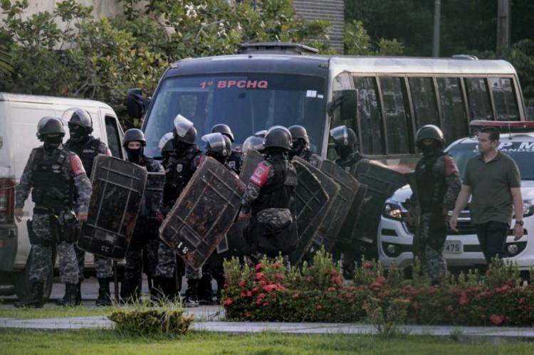 Cinquenta e cinco presos morreram nas unidades
