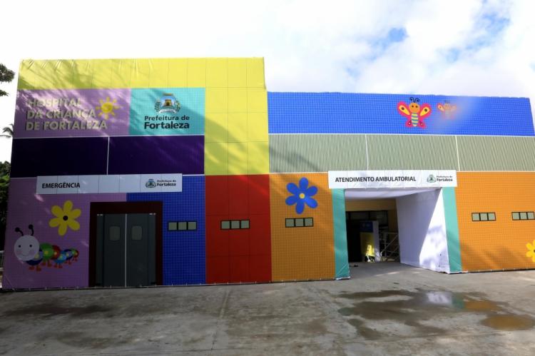 Com a iniciativa, a Rede Pediátrica Secundária de Fortaleza ganha reforço para realizar cerca de 6600 atendimentos e 400 procedimentos cirúrgicos mensais.