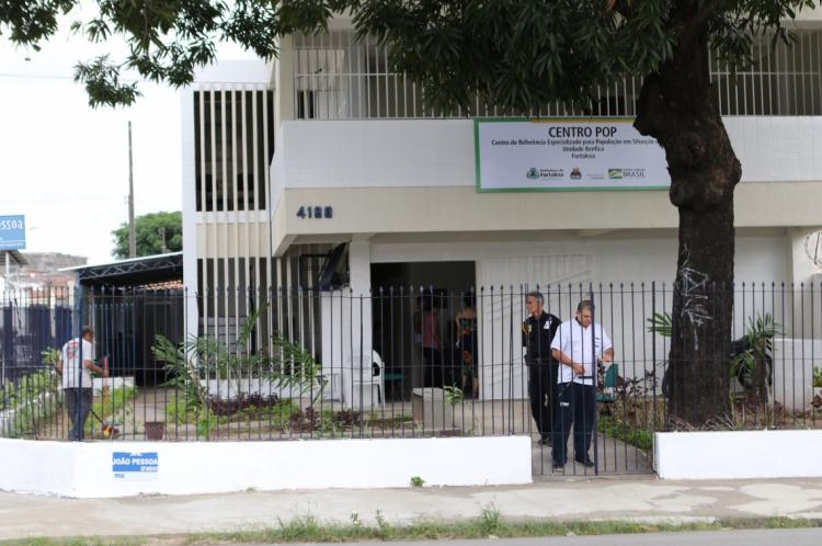 Prédio alugado pela Prefeitura fica na avenida João Pessoa