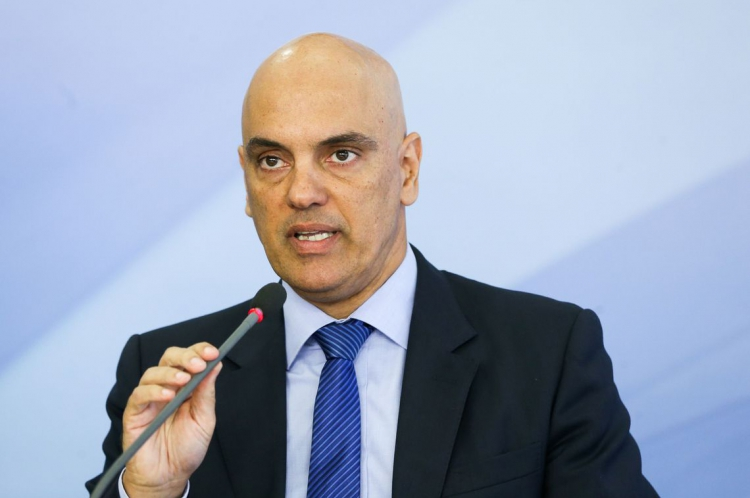 Como o pedido já foi aceito por Moraes, medida foi suspensa no início deste mês até que seja julgado em plenário; ministro da Corte devem decidir se manterão a decisão.