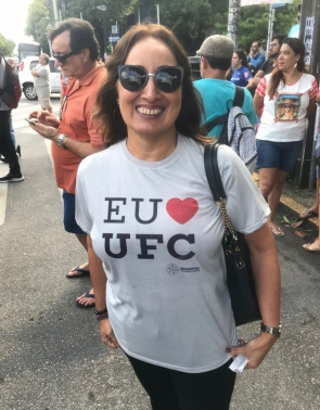 Geanne Matos, professora da Faculdade de Medicina (Famed) da Universidade Federal do Ceará