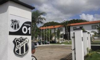 Equipamento conta com estrutura qualificada que, atualmente, abriga as categorias de base do Ceará.