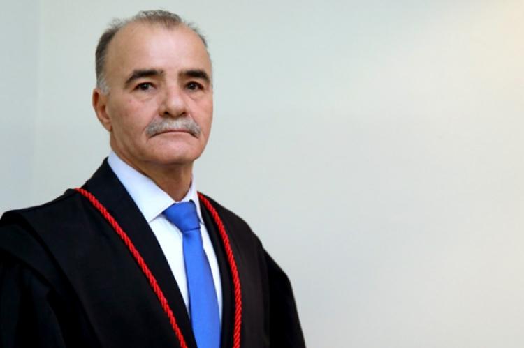 Juiz Antônio Pádua, que ocupará o lugar deixado por Sérgia Miranda no TJCE.