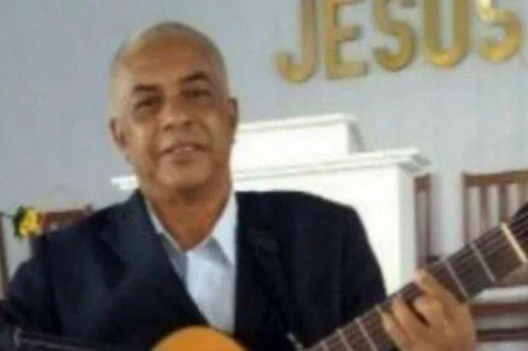 Paulo Germano da Silva (foto), de 58 anos, foi morto pelo pastor José Carlos da Silva