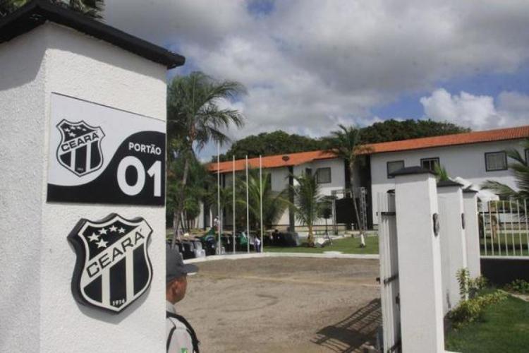 CIDADE Vozão é o CT usado pela base do Ceará (Foto:  Foto: Mauri Melo/O POVO.)
