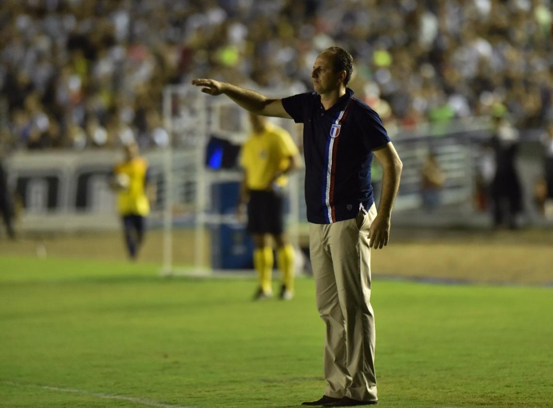 Ceni conquistou seu terceiro título como comandante do Tricolor