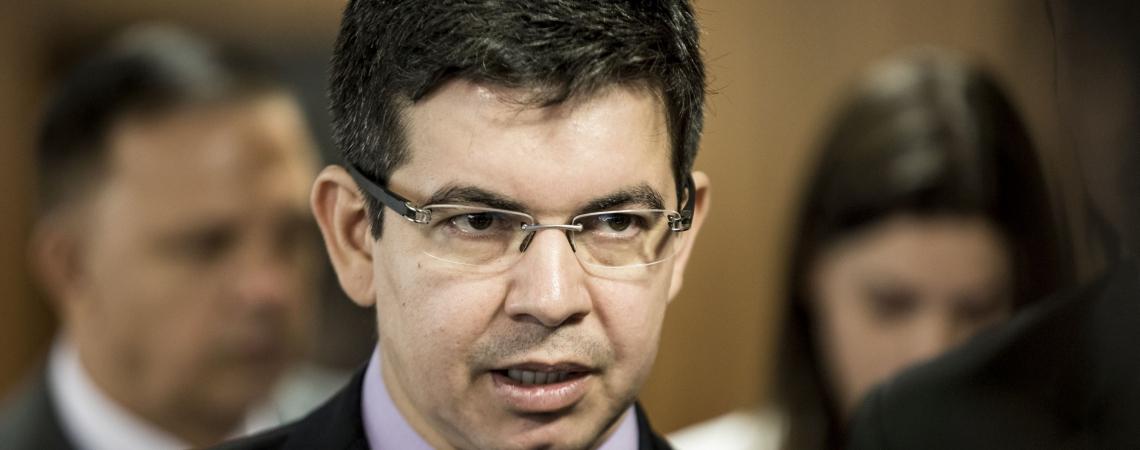 Randolfe Rodrigues é senador pelo Amapá (Foto: RENATO CORTEZ)