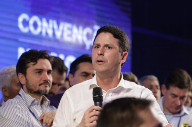Bruno Araújo foi eleito novo presidente do PSDB.