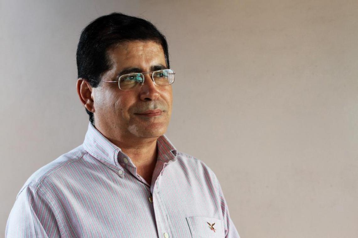 VIRGÍLIO Araripe, reitor do IFCE