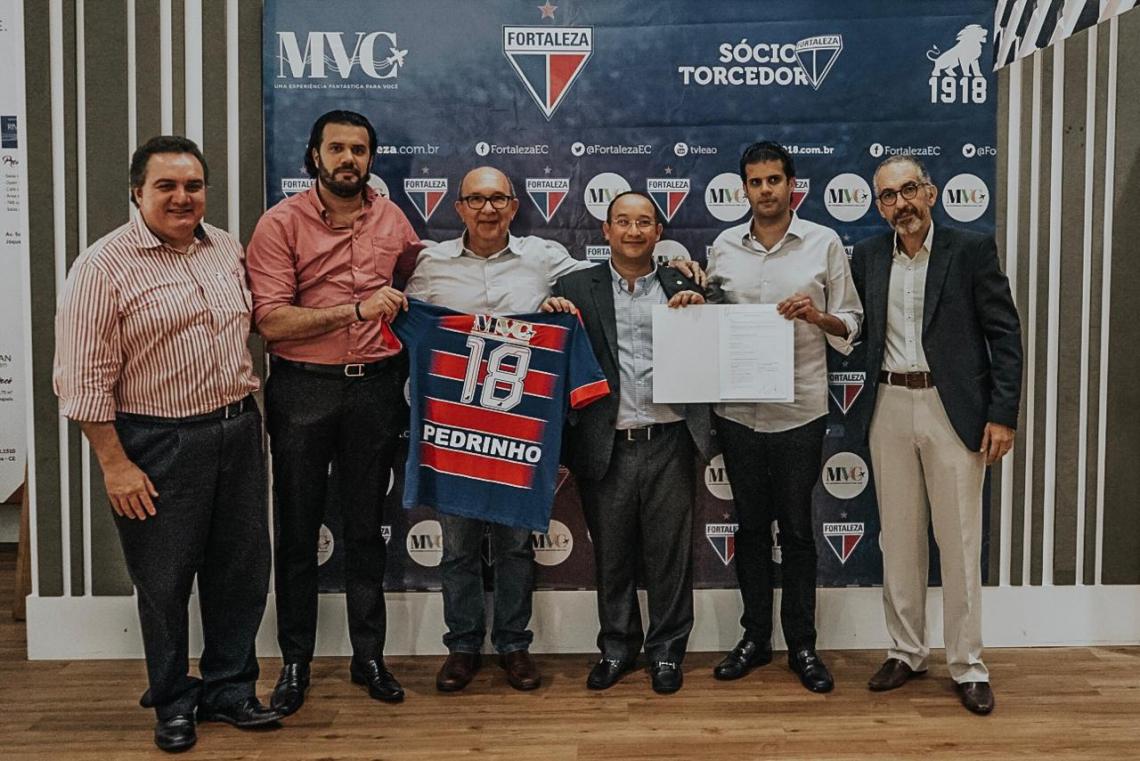 Clube assinou com novo patrocinador nesta sexta-feira, 31