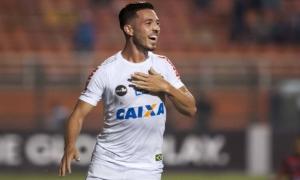 Jean Mota jogou pelo Fortaleza em 2016 antes de se transferir para o Santos
