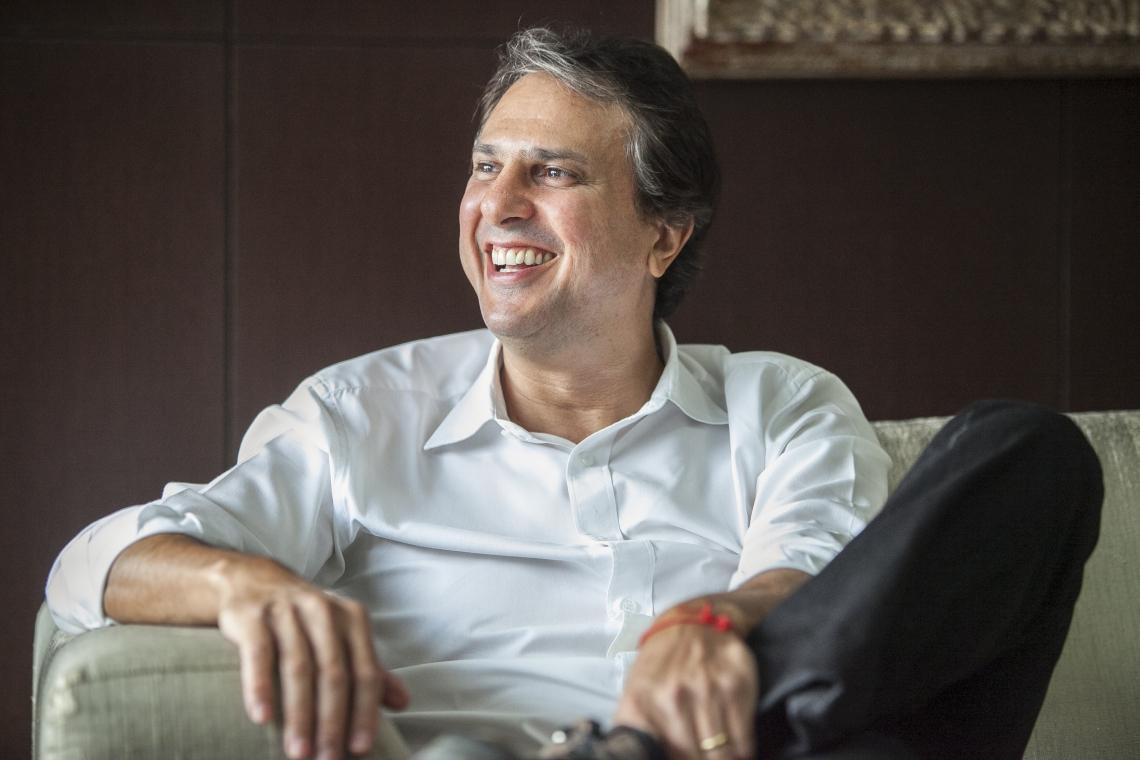 Governador Camilo Santana é o entrevistado desta quinta-feira, 5, do  programa Debates Grandes Nomes   Fortaleza - Últimas Notícias de Fortaleza    O POVO Online