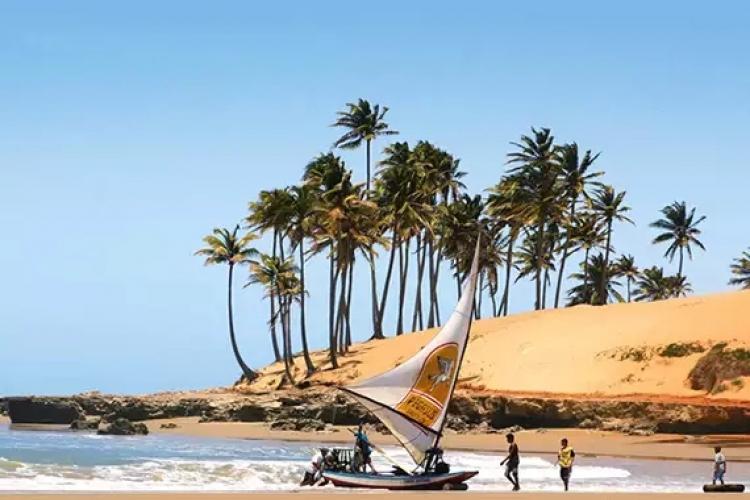 Ceará vai receber R$ 500 mil do Ministério do Turismo para investir  na promoção do turismo doméstico (Foto: Divulgação)