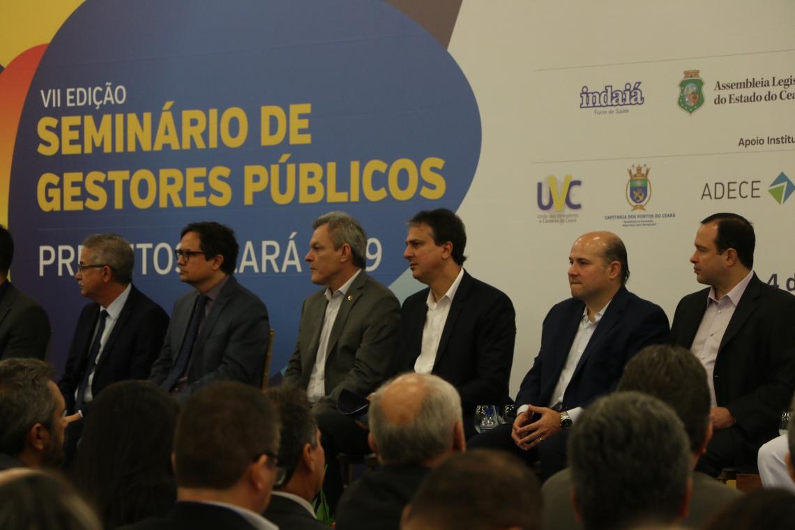 Resultado de imagem para Seminário de Gestores Públicos - Prefeitos Ceará 2019