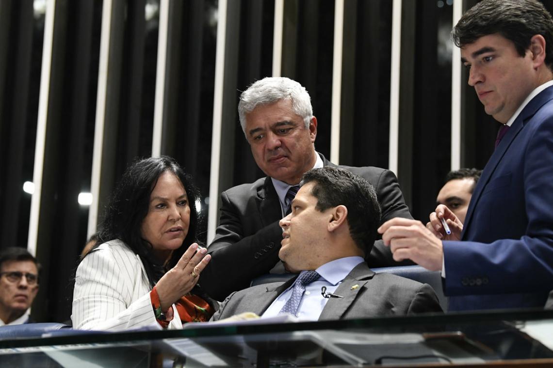 GOVERNO articulou com a base aliada para que houvesse quórum para a votação