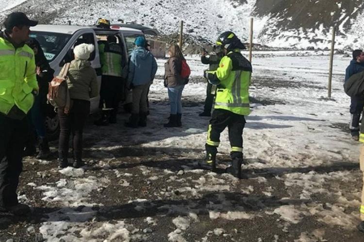 As duas vítimas eram amigas e estavam no Chile a passeio. Outras pessoas ficaram feridas.