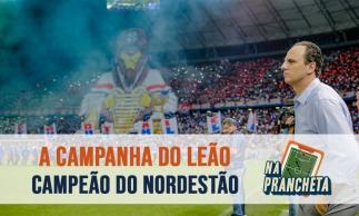 Fortaleza campeão da Copa do Nordeste | Na Prancheta #57