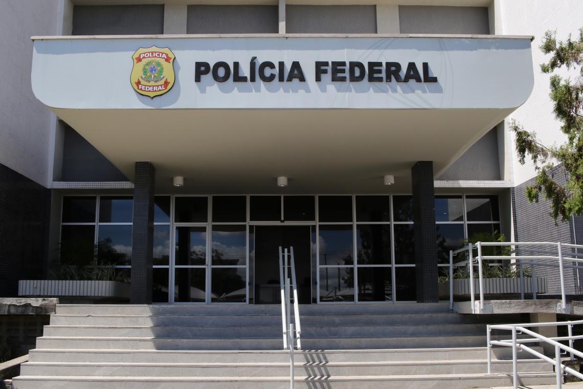 Polícia Federal coordenada a operação