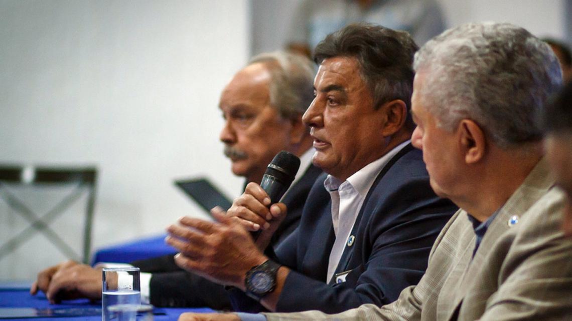 Zezé Perrella lamentou entrega de documentos para reportagem