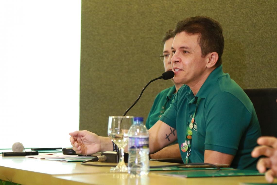 ELIAS LEITE, presidente da Unimed Fortaleza, anuncia investimento de R$ 145 milhões na construção de Hospital