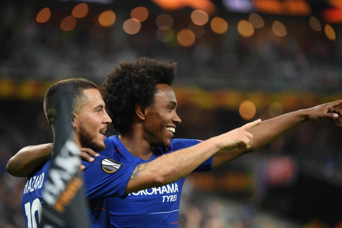 Willian foi chamado para a vaga deixada por Neymar