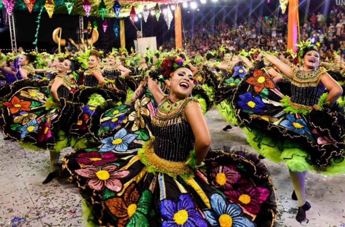 Festival de quadrilhas juninas marca a programação.