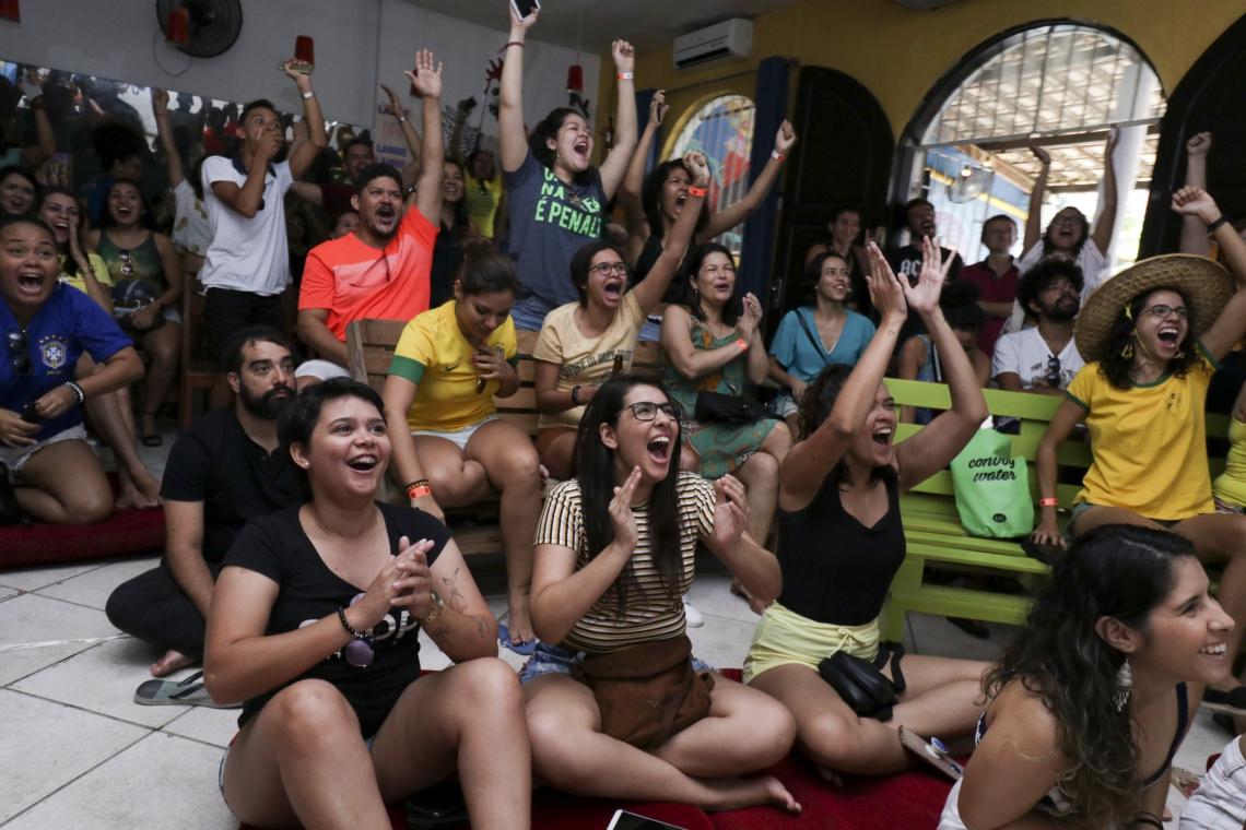 Em sua estreia na Copa do Mundo de Futebol Feminino, o Brasil ganhou por 3 X 0 da Jamaica.