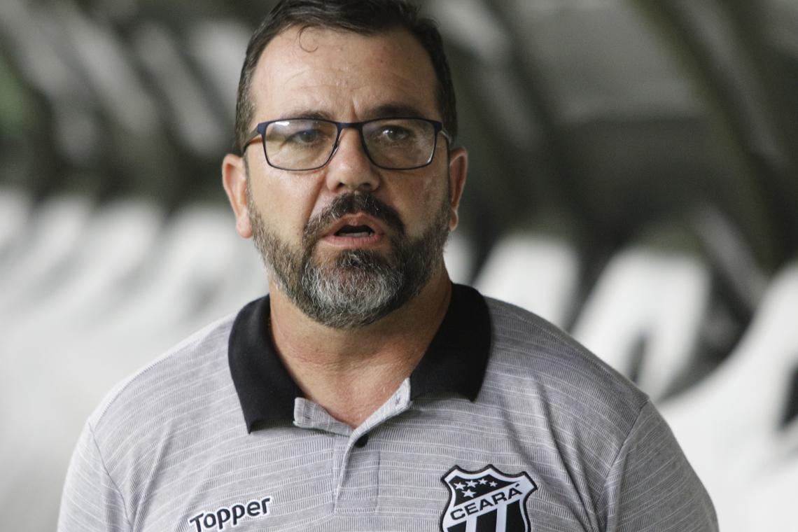 Enderson comanda o Ceará na quarta, 12, no estádio Diogão