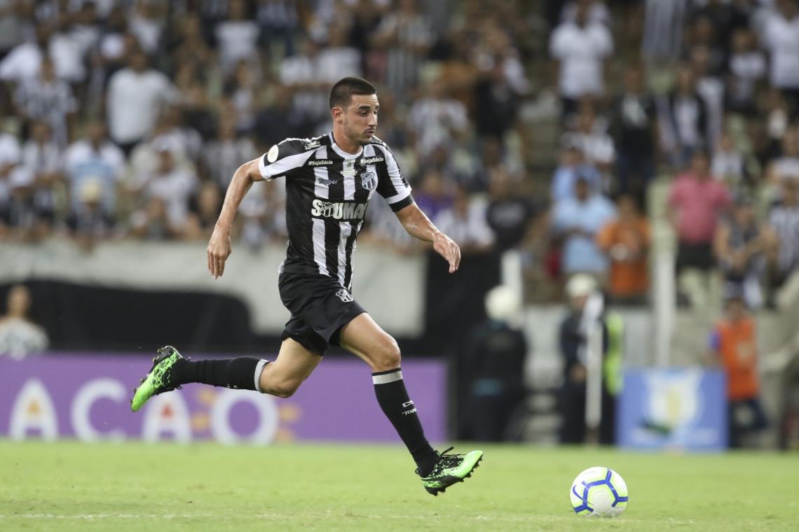 Galhardo é o vice-artilheiro da Série A, com sete gols.