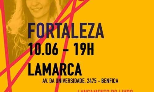 A autora, que comanda o canal Tese Onze no YouTube, estará presente na Livraria Lamarca, no Benfica, a partir das 19h