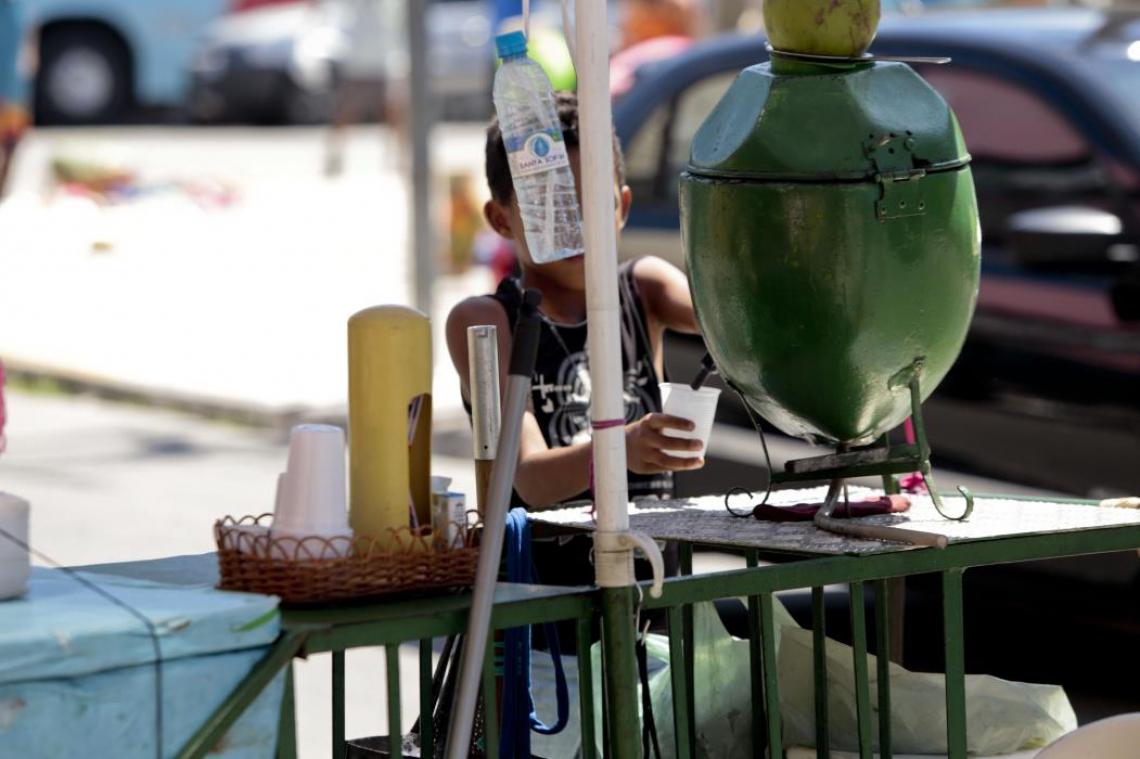 Dados sobre trabalho infantil foram divulgados