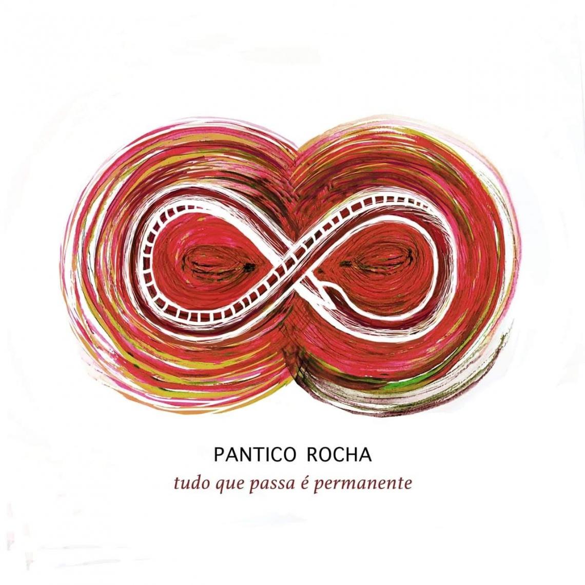 Arte de Paulica Santos para a capa do CD