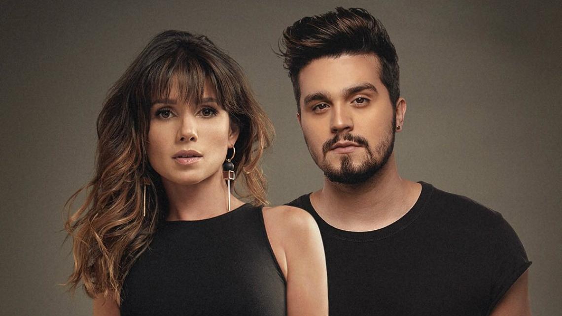 Paula Fernandes lamenta desistência de Luan Santana em gravação de DVD.