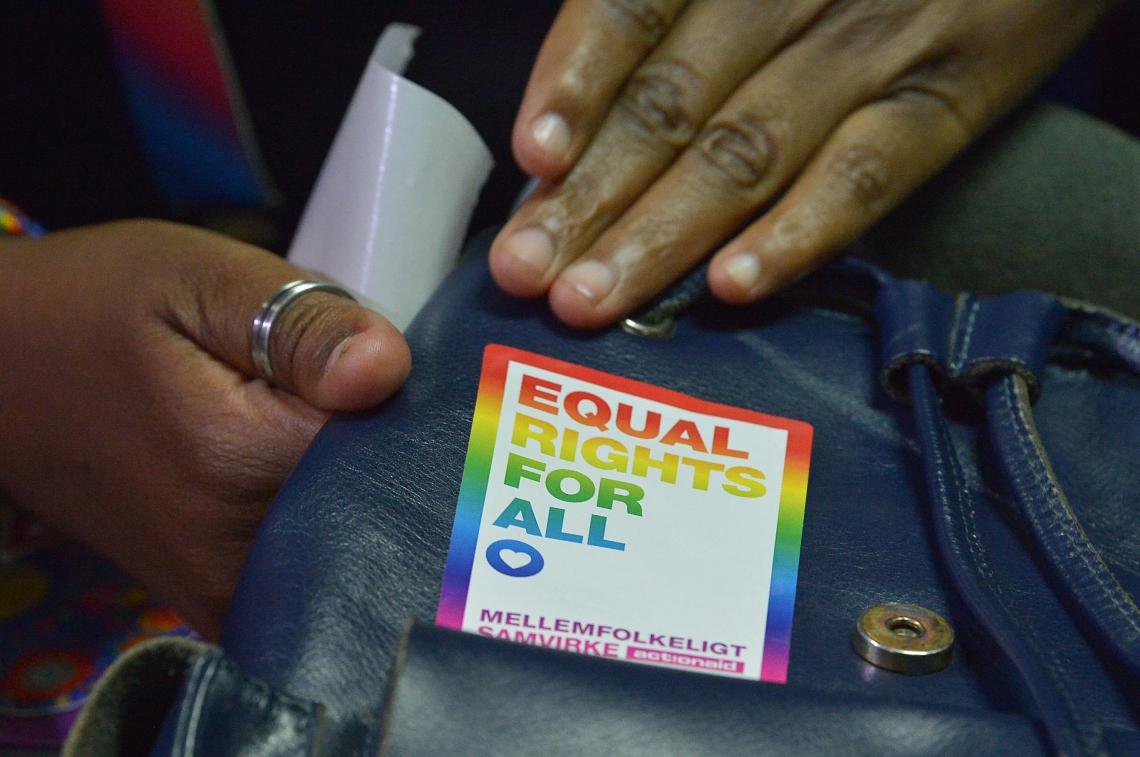 A corte de Botsuana definiu nesta terça-feira, 11, que não é crime ser homossexual no País
