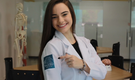 Curso de Medicina da Uninta recebeu nota máxima do MEC (FOTO: Suyla Marques)