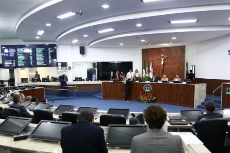 Concurso prevê 31 vagas para a Câmara de Fortaleza (Foto: Kléber Gonçalves/ Câmara Municipal)