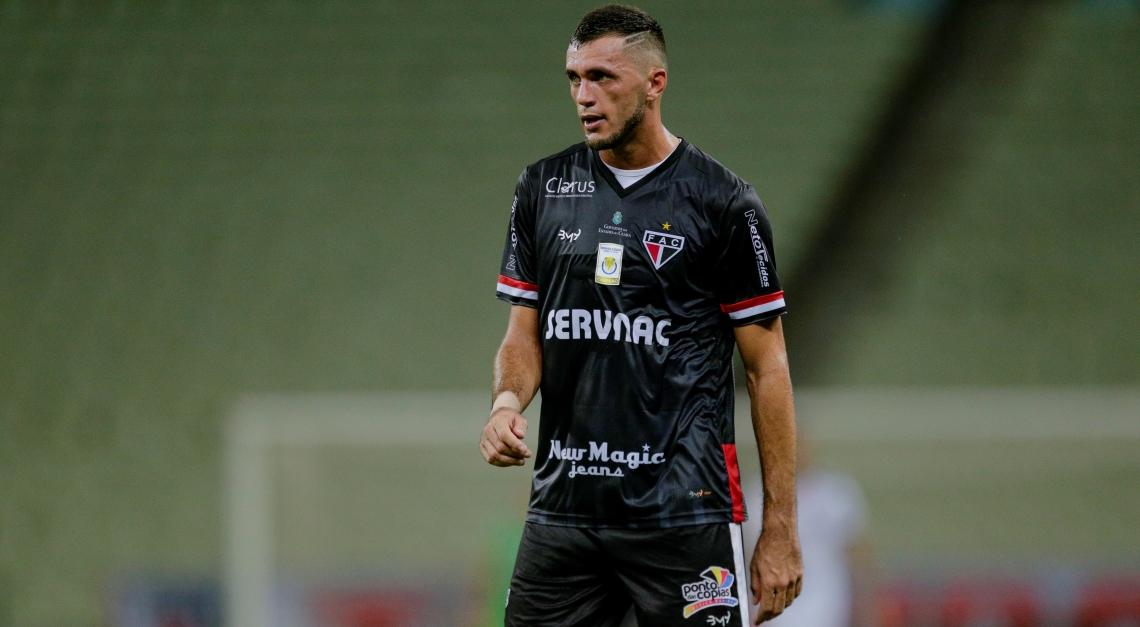 Cariús é o artilheiro da Série C 2019, após ter sido goleador da Série D 2018