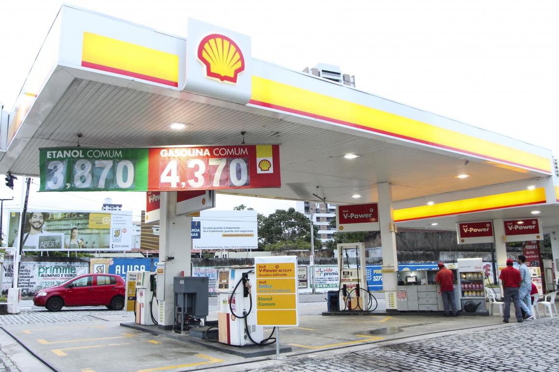 VALOR mais baixo encontrado na Capital foi de R$ 4,37 para a gasolina