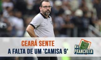 Ceará e a falta de um goleador | Na Prancheta #58