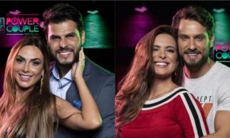 Nicole Bahls e Marcelo Bimbi e Eliéser e Kamilla Salgado vencem repescagem e estão de volta ao Power Couple Brasil.